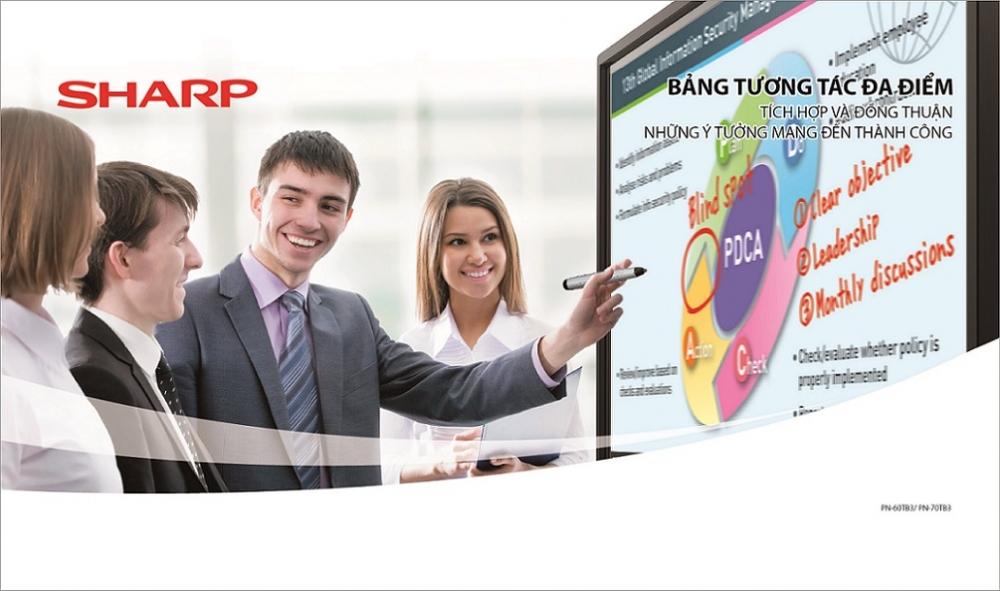 Công ty TNHH Thái Việt - Photocopy Sharp