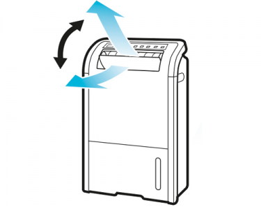 Lọc khí hút ẩm DW-D12A-W